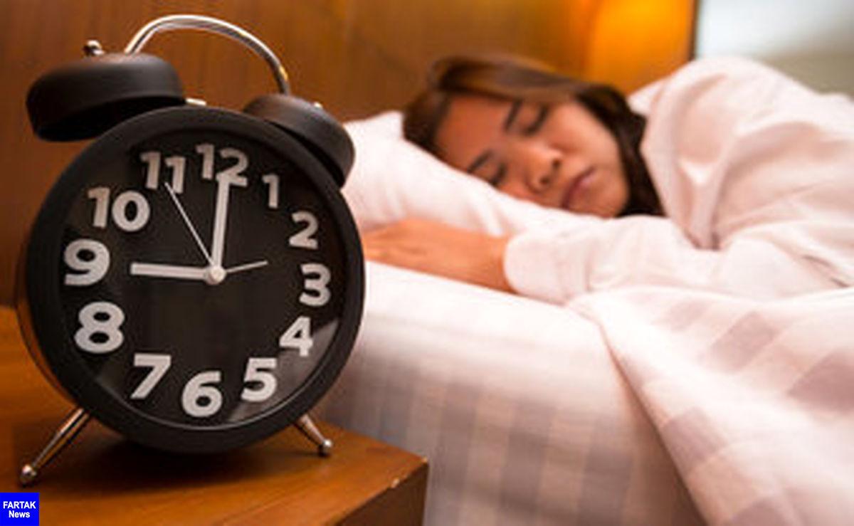 هشدار؛ کمتر از 7 ساعت نخوابید