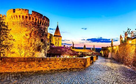 ۲۰ جاذبه معروف صربستان