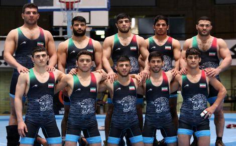 کشتی آزاد ایران با 7 طلا و 3 برنز بر بام قاره کهن ایستاد