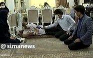آخرین وضعیت کیانوش گرامی بازیگر سینما و تلویزیون پس از ابتلا به کرونا
