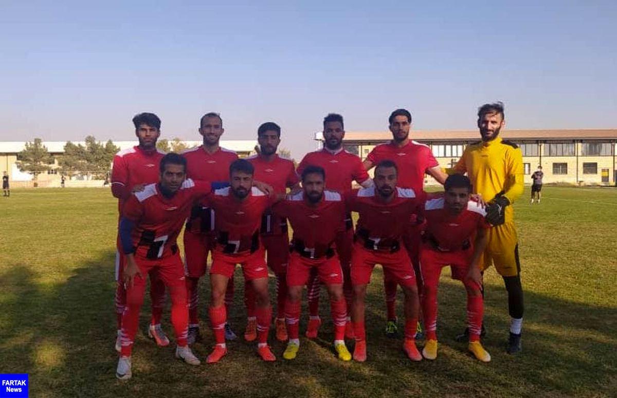خوشه طلایی ساوه به مصاف تیم ملی امید می رود