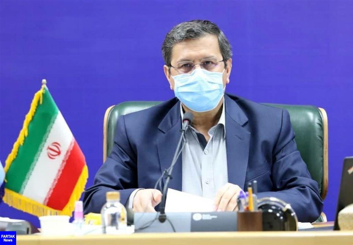 همتی: رییسی دستور رفع فیلتر توییتر را صادر کند