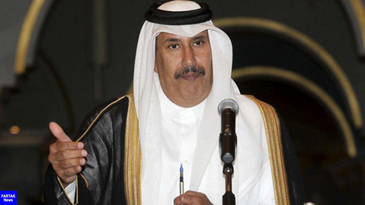 وزیر خارجه سابق قطر: باید به حال و وضعیت وخیم عربی گریه کرد
