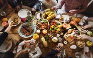 چه ساعتی شام بخوریم که چاق نشویم