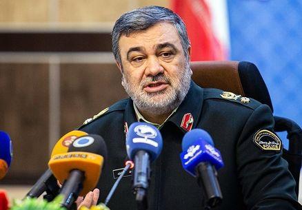 فرمانده ناجا نظرش را در مورد قرنطینه کردن شهرها اعلام کرد
