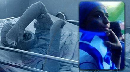 دختر آبی من نیستم؛زنده هستم!