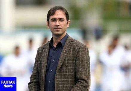 علی خطیر از سمت خود استعفا داد