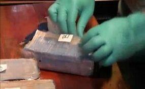 ردپای قاچاق کوکائین در سفارت روسیه + فیلم