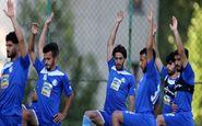 گزارش آخرین تمرین استقلال قبل از سفر به تبریز