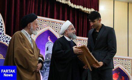 ستاره پرسپولیس سوگلی رئیس جمهور روحانی شد!