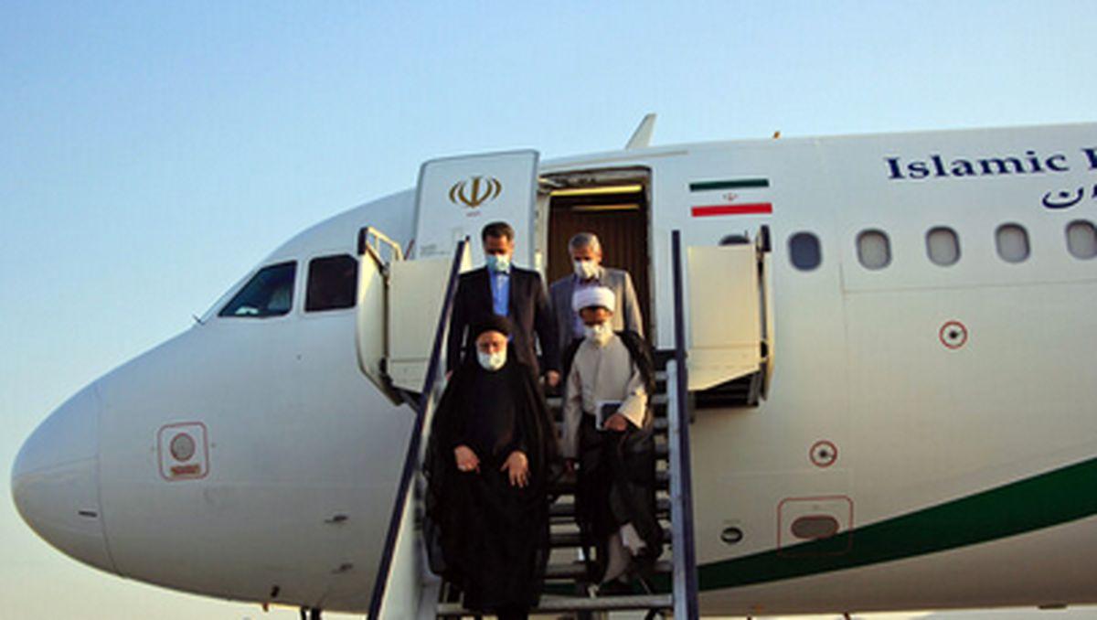 رئیس قوه قضائیه وارد استان اردبیل شد