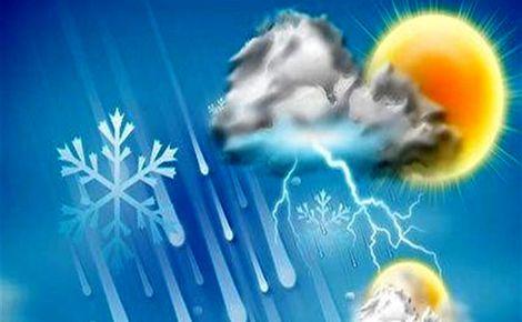 هشدار بارش سنگین باران در قم