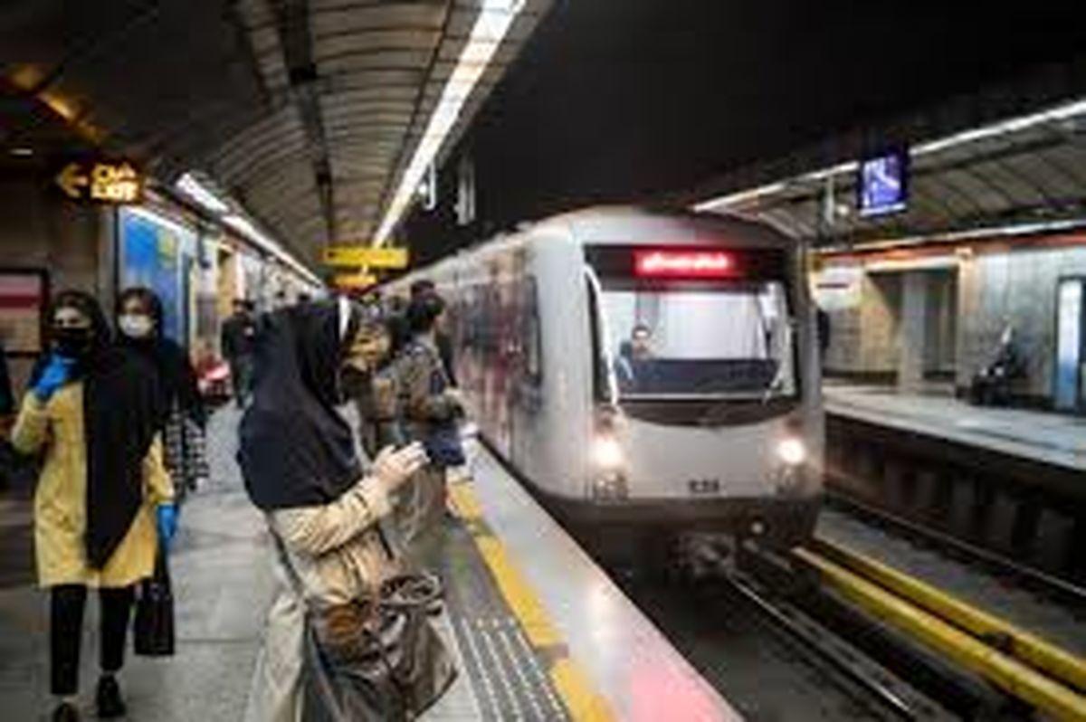 ورود افراد واکسینه نشده به مترو، ممنوع؟!