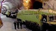 آماده سازی و پرتاب موشک ها به پایگاه نظامیان تروریست آمریکایی در عین الاسد عراق