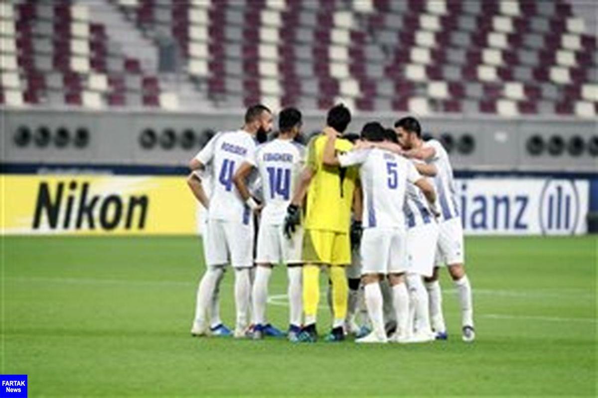 باشگاه استقلال از پرداخت  مطالبات بازیکنان و کادرفنی این تیم خبر داد