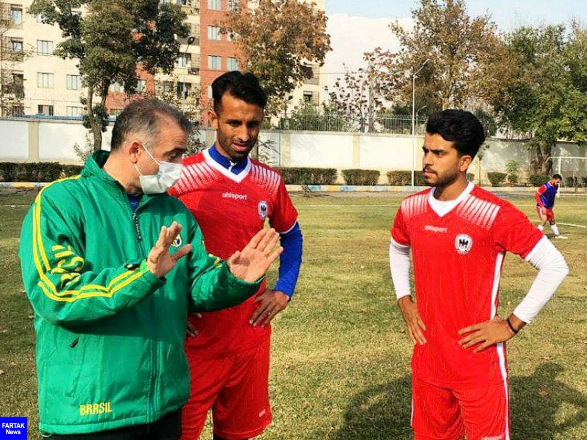 شکست چوکا مقابل شاهین بوشهر