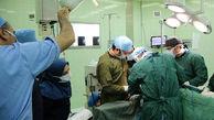 عمل جراحی ترمیم «دایسکشن آئورت» در اردبیل انجام شد