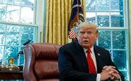 ترامپ از تحریم بانک ملی ایران خبر داد