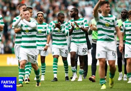 لیگ برتر اسکاتلند نیمه تمام ماند