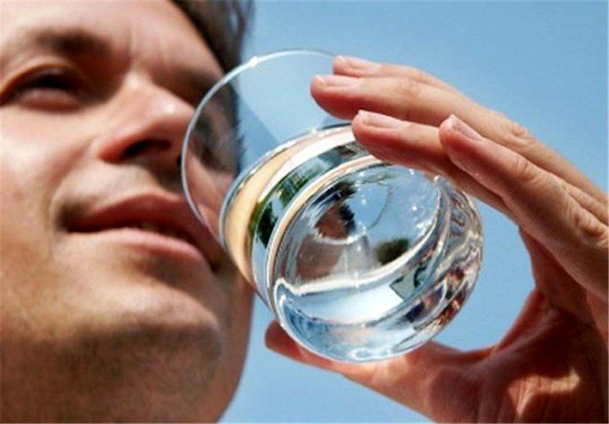 چه زمانی آب ننوشیم؟