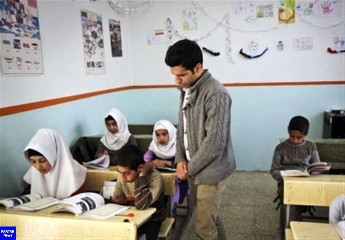 میزان حقوق سرباز معلمان مشخص شد