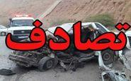 سوانح جاده ای در استان مرکزی ۲ کشته برجای گذاشت