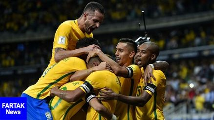 سوپر کلاسیکو بین برزیل و آرژانتین در ریاض