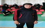 دعوت بانوی فوتبالیست ایلامی به اردوی تیم ملی فوتبال