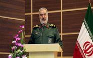 سردار فدوی: ناوهای آمریکا در منطقه تحت کنترل کامل ارتش و سپاه است