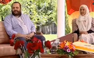 آخرین گفتگوی زیبا بروفه و همسرش پیام صابری +فیلم