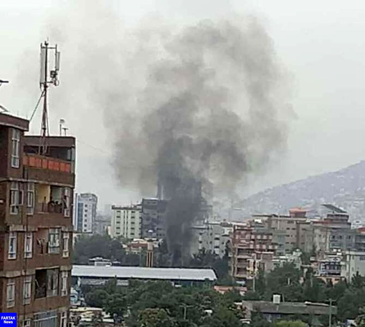 داعش مسئولیت حمله راکتی به کاخ ریاست جمهوری افغانستان را برعهده گرفت