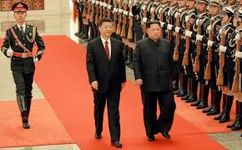 اولین سفر رسمی شی جینپینگ به کرهشمالی