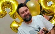 عکسی از جشن تولد ۳۹ سالگی خواننده سرشناس
