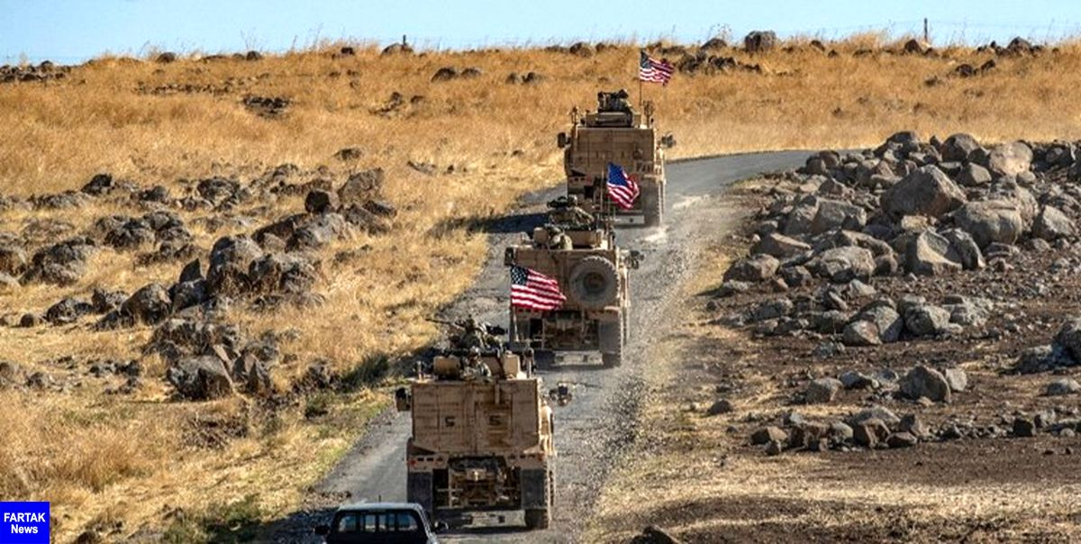 حمله به یک کاروان نظامی آمریکایی در استان بابل عراق