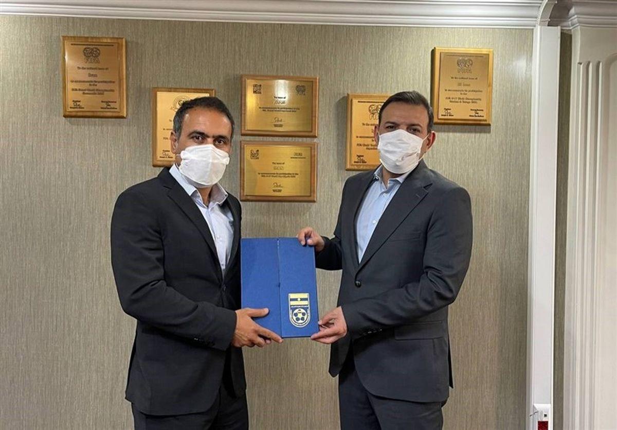 شاگردان مهدویکیا مسافر تاجیکستان شدند (عکس)