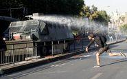 اعلام وضعیت فوقالعاده در پایتخت شیلی