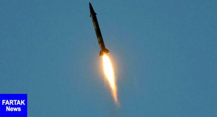 حمله موشکی یمن به پایگاه نظامی عربستان