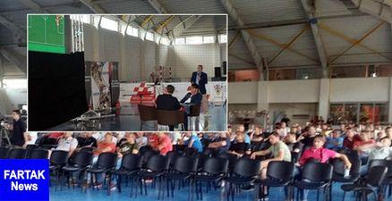 برانکو در اجلاس مربیان کرواسی حضور یافت