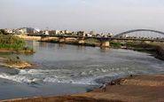 مرد جوان در رودخانه کارون اقدام به خودکشی کرد