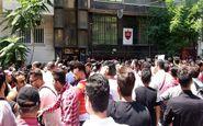 با جدایی برانکو؛ کارمندان خانم باشگاه پرسپولیس به محل کار خود نمیروند