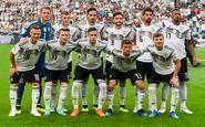 لیست تیم ملی آلمان برای مقدماتی یورو ۲۰۲۰