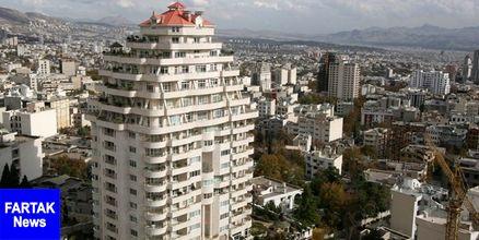 در دو دهه اخیر قیمت مسکن در تهران ۷۵ برابر شد