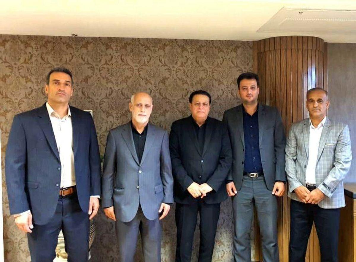 اعضای جدید هیئت مدیره باشگاه سپاهان مشخص شدند