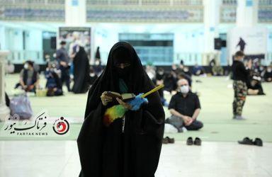 شب قدر- مصلی تهران