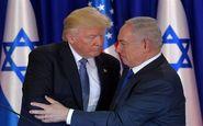 توئیت ترامپ درباره دعوت شدن نتانیاهو و بنی گانتس به آمریکا