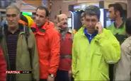 اعزام ۴۰ کوهنورد حرفه ای به محل سقوط هواپیما-یاسوج + فیلم