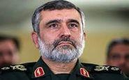سردار حاجیزاده: جوانان پرشور و با انگیزه سرمایههای ارزشمند جمهوری اسلامی ایران هستند