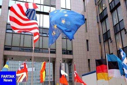 اروپا نسبت به فروپاشی برجام به دلیل تحریمهای آمریکا هشدار داد