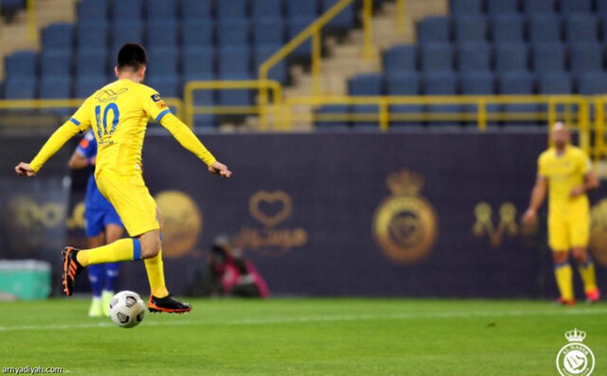 بازیکن النصر دو برابر کل بازیکنان تراکتور قیمت دارد!