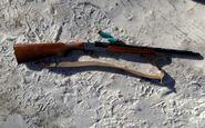 کشف یک قبضه سلاح شکاری غیرمجاز در شهرکرد